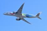 T.Sazenさんが、関西国際空港で撮影した中国国際航空 A350-941XWBの航空フォト(飛行機 写真・画像)