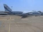 ヒロリンさんが、ザグレブ空港で撮影したヴォルガ・ドニエプル航空 An-124-100 Ruslanの航空フォト(写真)