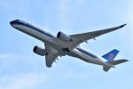 T.Sazenさんが、関西国際空港で撮影した中国南方航空 A350-900の航空フォト(写真)