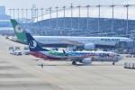 T.Sazenさんが、関西国際空港で撮影した山東航空 737-89Lの航空フォト(飛行機 写真・画像)