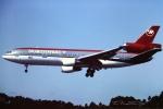 tassさんが、成田国際空港で撮影したノースウエスト航空 DC-10-30の航空フォト(飛行機 写真・画像)