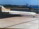 twinengineさんが、アムステルダム・スキポール国際空港で撮影したリビア航空の航空フォト(飛行機 写真・画像)