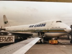 twinengineさんが、パリ シャルル・ド・ゴール国際空港で撮影したエア・ガボン 747-2Q2BMの航空フォト(飛行機 写真・画像)