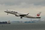 OMAさんが、羽田空港で撮影したジェイ・エア ERJ-190-100(ERJ-190STD)の航空フォト(写真)