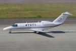 yabyanさんが、中部国際空港で撮影した国土交通省 航空局 525C Citation CJ4の航空フォト(写真)