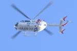500さんが、自宅上空で撮影したセントラルヘリコプターサービス BK117C-2の航空フォト(飛行機 写真・画像)