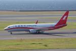 yabyanさんが、中部国際空港で撮影した上海航空 737-86Dの航空フォト(飛行機 写真・画像)