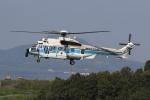 ぽんさんが、高松空港で撮影した海上保安庁 EC225LP Super Puma Mk2+の航空フォト(写真)
