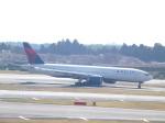 Shibataさんが、成田国際空港で撮影したデルタ航空 777-232/LRの航空フォト(飛行機 写真・画像)