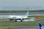 さんたまるたさんが、羽田空港で撮影したAIR DO 767-33A/ERの航空フォト(写真)
