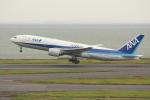 OMAさんが、羽田空港で撮影した全日空 777-281/ERの航空フォト(写真)