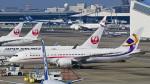 パンダさんが、成田国際空港で撮影した金鹿航空 787-8 Dreamlinerの航空フォト(飛行機 写真・画像)