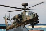 ひらひささんが、明野駐屯地で撮影した陸上自衛隊 AH-64Dの航空フォト(写真)