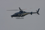 ひらひささんが、津市伊勢湾ヘリポートで撮影した中日本航空 430の航空フォト(写真)