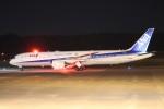 ゆう改めてさんが、熊本空港で撮影した全日空 787-9の航空フォト(写真)