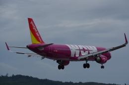 JA8037さんが、プーケット国際空港で撮影したタイ・ベトジェットエア A321-211の航空フォト(飛行機 写真・画像)