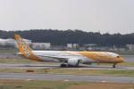KAZFLYERさんが、成田国際空港で撮影したスクート 787-9の航空フォト(飛行機 写真・画像)