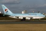 Gambardierさんが、伊丹空港で撮影した大韓航空 747SP-B5の航空フォト(写真)