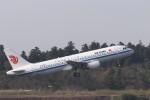 KAZFLYERさんが、成田国際空港で撮影した中国国際航空 A320-214の航空フォト(飛行機 写真・画像)