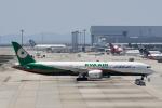 panchiさんが、関西国際空港で撮影したエバー航空 787-9の航空フォト(飛行機 写真・画像)
