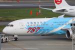 多摩川崎2Kさんが、羽田空港で撮影した中国南方航空 787-9の航空フォト(写真)