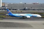 シュウさんが、羽田空港で撮影した中国南方航空 787-9の航空フォト(写真)