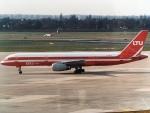 twinengineさんが、デュッセルドルフ国際空港で撮影したLTU Sued 757-2G5の航空フォト(飛行機 写真・画像)