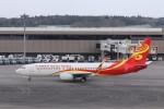 KAZFLYERさんが、成田国際空港で撮影した海南航空 737-84Pの航空フォト(飛行機 写真・画像)