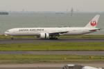 OMAさんが、羽田空港で撮影した日本航空 777-346/ERの航空フォト(写真)