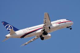 航空フォト:97005 スホーイ・シビル・アビエーション Superjet 100