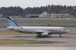 KAZFLYERさんが、成田国際空港で撮影したエアプサン A320-232の航空フォト(飛行機 写真・画像)
