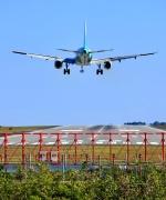 くれないさんが、高松空港で撮影したエアソウル A321-231の航空フォト(写真)