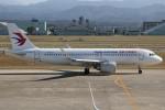 コギモニさんが、小松空港で撮影した中国東方航空 A320-251Nの航空フォト(写真)