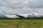 Dojalanaさんが、函館空港で撮影したAIR DO 767-381/ERの航空フォト(飛行機 写真・画像)