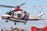 まんぼ しりうすさんが、福井空港で撮影した三重県防災航空隊 AW139の航空フォト(写真)