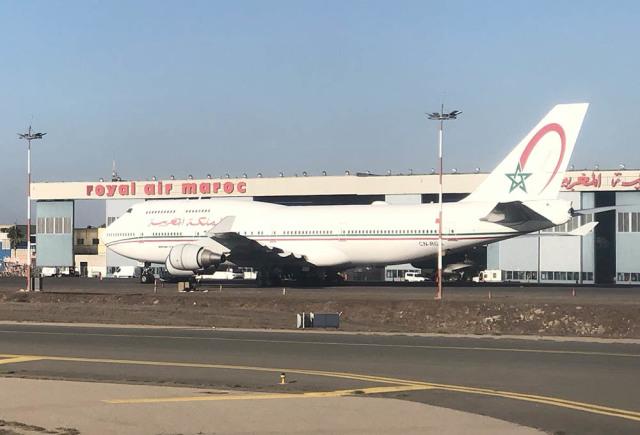 ムハンマド5世国際空港 - Mohammed V International Airport [CMN/GMMN]で撮影されたムハンマド5世国際空港 - Mohammed V International Airport [CMN/GMMN]の航空機写真(フォト・画像)