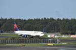 ポークさんが、成田国際空港で撮影したデルタ航空 767-3P6/ERの航空フォト(写真)