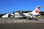 Jin Bergqiさんが、但馬飛行場で撮影した日本エアコミューター ATR-42-600の航空フォト(写真)
