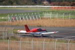 MIRAGE E.Rさんが、但馬飛行場で撮影した日本個人所有 TB-21 Trinidad TCの航空フォト(写真)