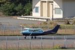 MIRAGE E.Rさんが、但馬飛行場で撮影した日本個人所有 TU206F Turbo Stationairの航空フォト(写真)