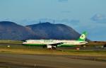 Airway-japanさんが、函館空港で撮影したエバー航空 A321-211の航空フォト(写真)
