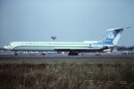 tassさんが、成田国際空港で撮影したウズベキスタン航空 Il-62Mの航空フォト(飛行機 写真・画像)