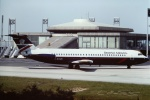 tassさんが、パリ シャルル・ド・ゴール国際空港で撮影したブリティッシュ・エアウェイズ 111-501EX One-Elevenの航空フォト(飛行機 写真・画像)