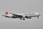 beimax55さんが、羽田空港で撮影した日本航空 767-346の航空フォト(写真)