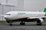 beimax55さんが、羽田空港で撮影したエバー航空 A330-302の航空フォト(写真)