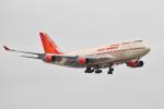 beimax55さんが、羽田空港で撮影したエア・インディア 747-437の航空フォト(写真)