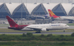 hs-tgjさんが、スワンナプーム国際空港で撮影したパシフィック・エアファイナンス 767-383/ERの航空フォト(写真)