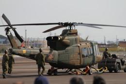 ひらひささんが、明野駐屯地で撮影した陸上自衛隊 XUH-2の航空フォト(飛行機 写真・画像)