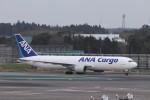 KAZFLYERさんが、成田国際空港で撮影した全日空 767-381/ER(BCF)の航空フォト(飛行機 写真・画像)