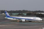 KAZFLYERさんが、成田国際空港で撮影した全日空 777-381/ERの航空フォト(飛行機 写真・画像)